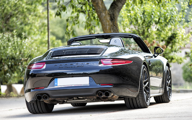 9ONCE Plus - 991 Carrera GTS Cabriolet MKI