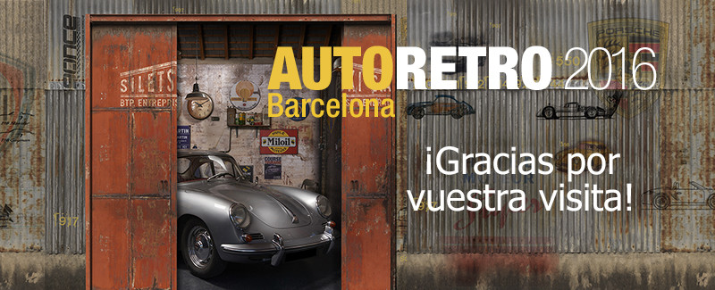 9ONCE PLUS - AUTO RETRO 2016