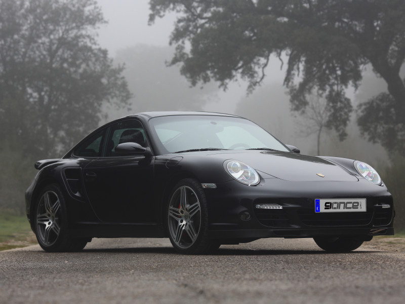 9ONCE Plus - 997 Turbo MKI