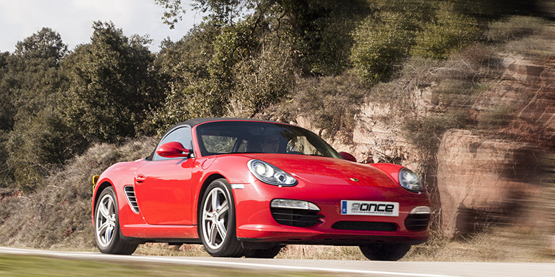 9ONCE Plus - BOXSTER S
